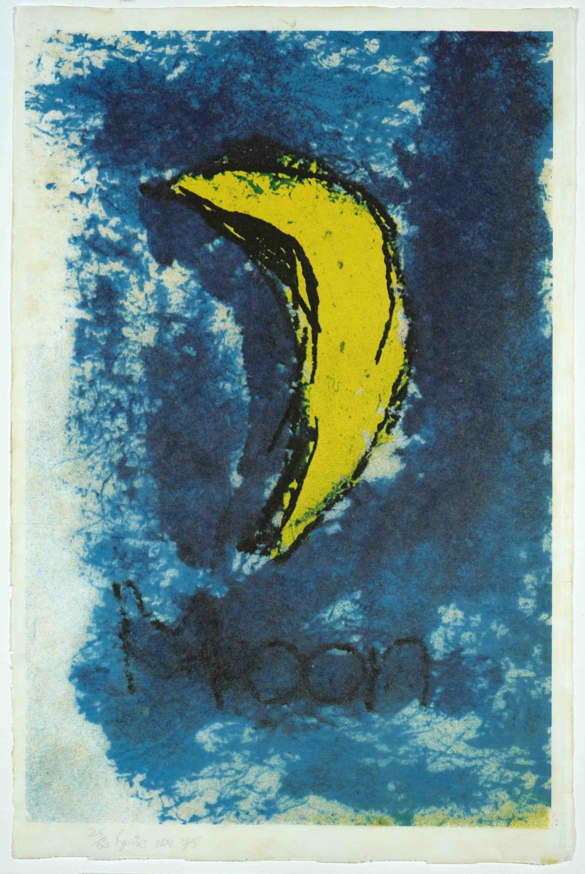 David Bowie, Moon, 1975