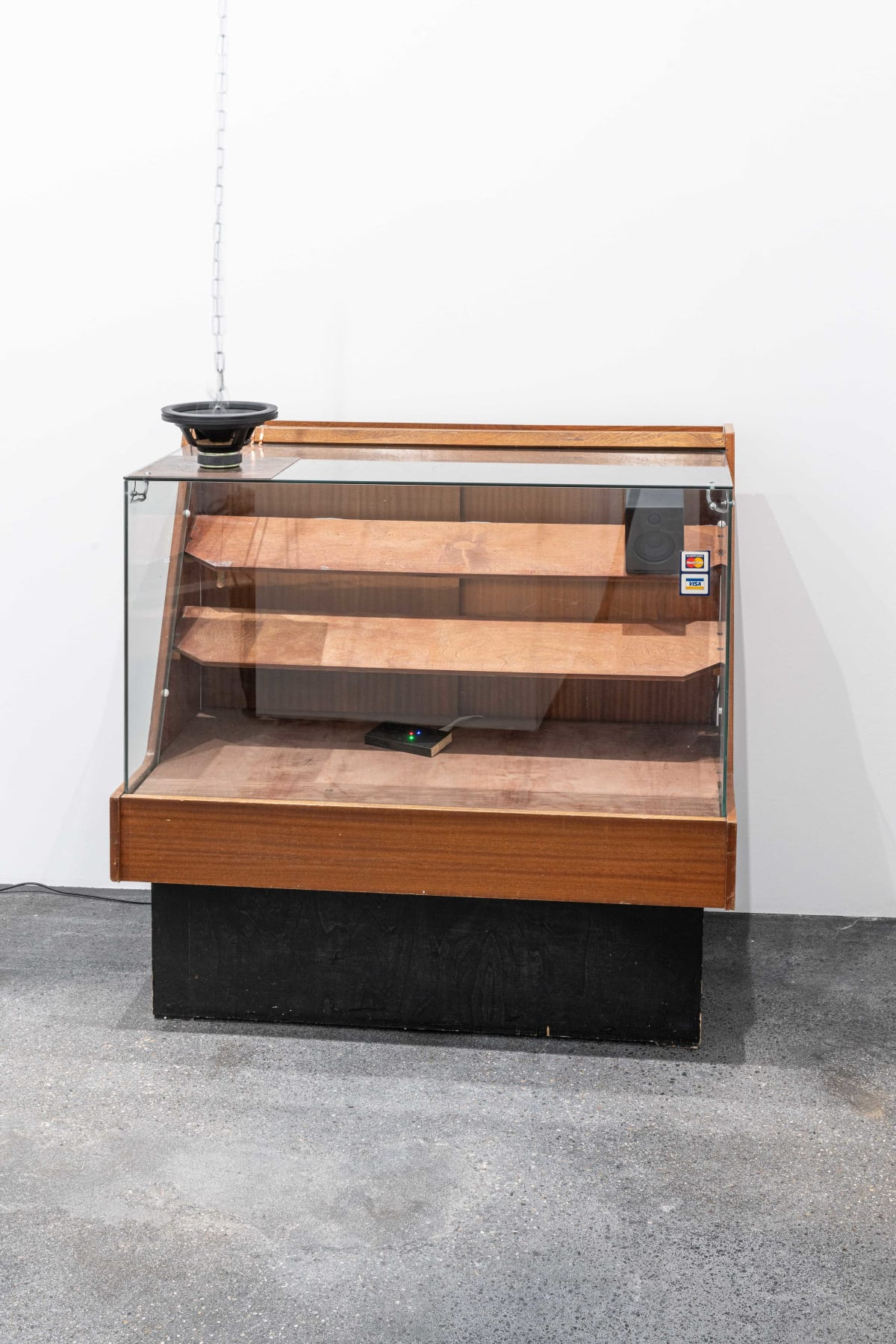 Haroon Mirza, Untitled Song #4, 2012