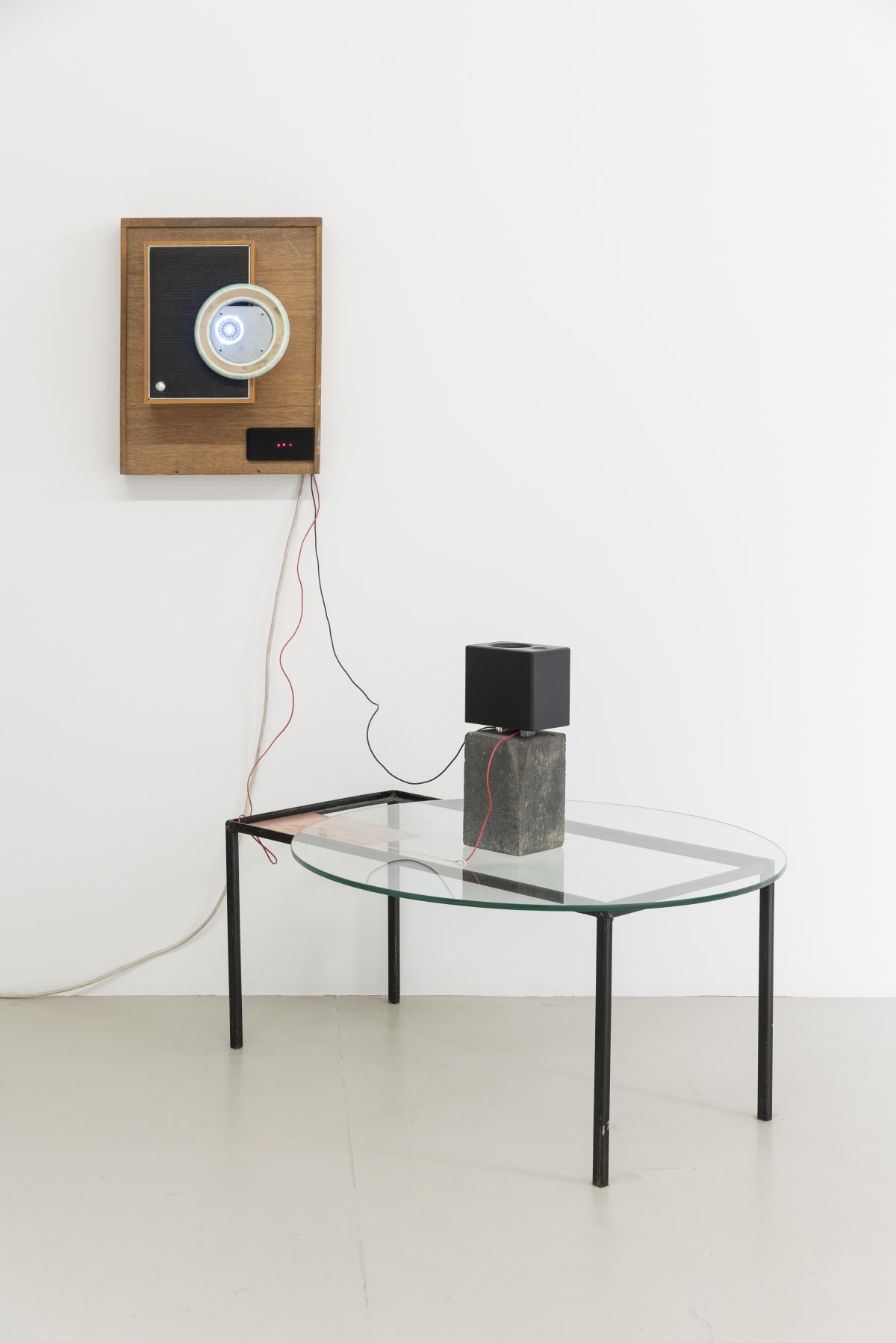 Haroon Mirza, Untitled Song #2, 2012
