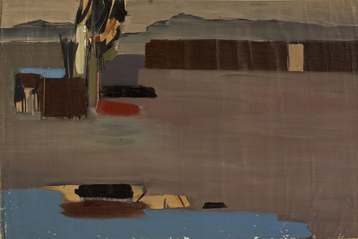Sohrab Sepehri - Untitled, 1959-1963