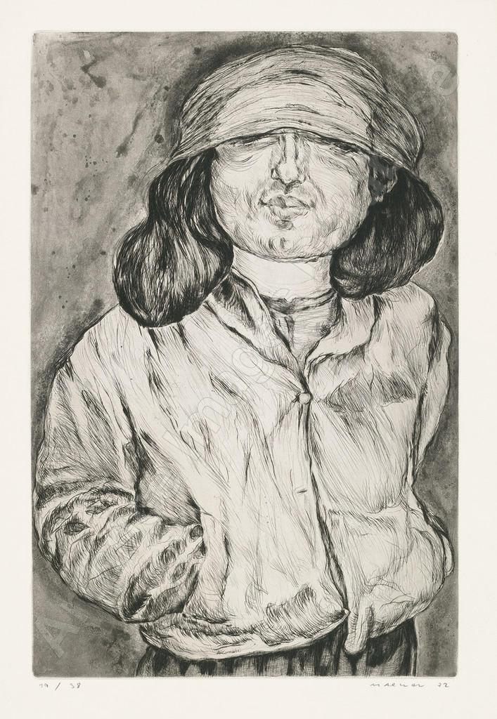Marwan - Untitled, 1972
