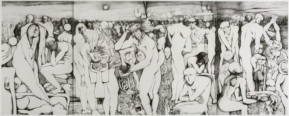 Ibrahim Salahi - The Resurrection, 2009
