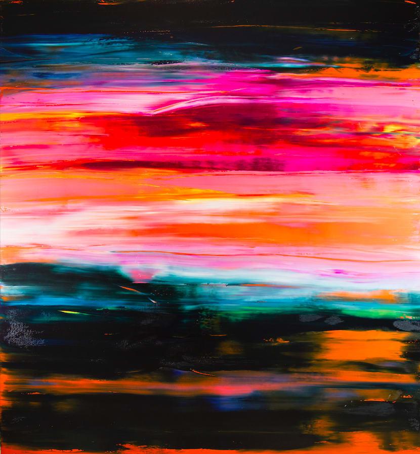 Rachel Valdes, Into the space 12, 2016