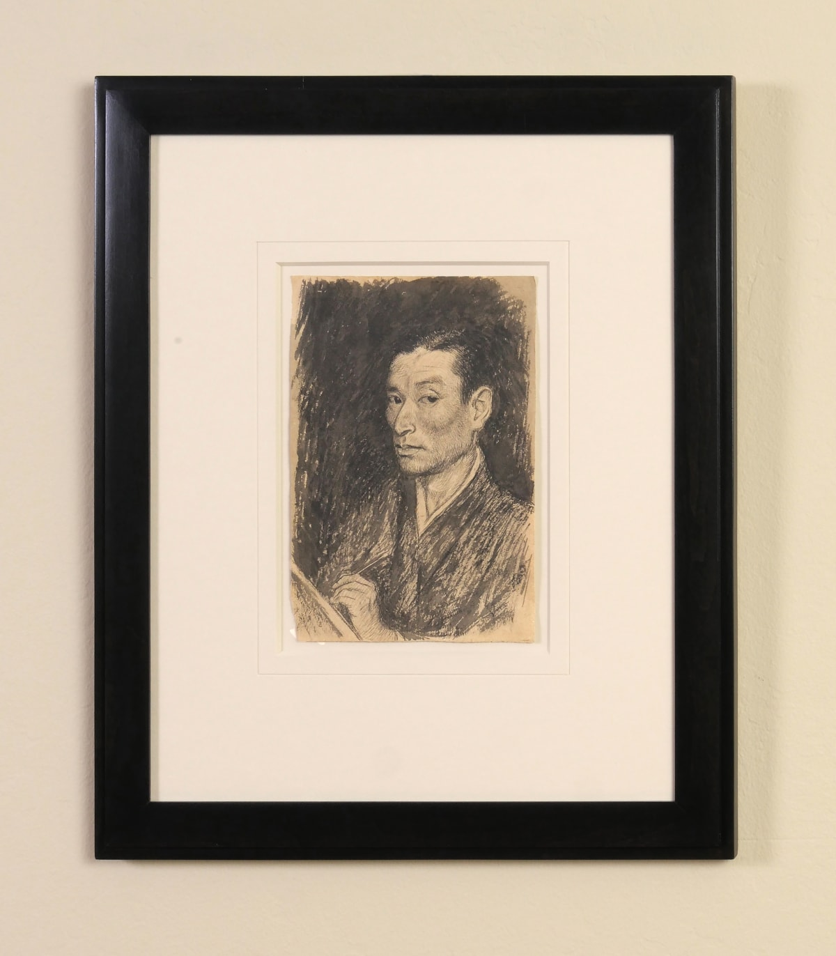 Chusei Inagaki (1897-1922), Self Portrait