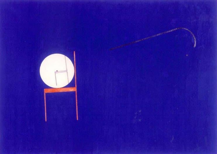 John ARMLEDER Sans Titre, 1980