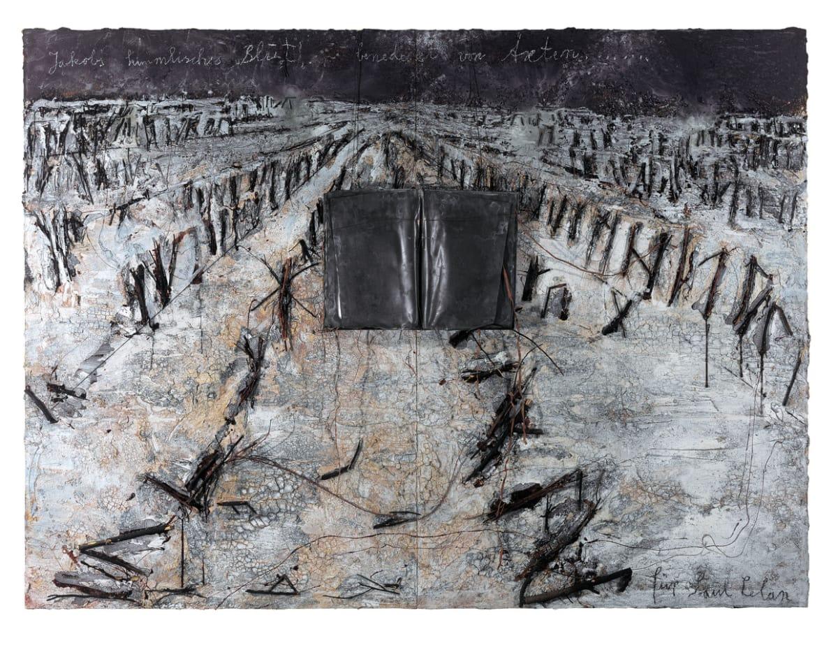 KIEFER Anselm, Jakobs himmlisches Blut - Für Paul Celan, 2005