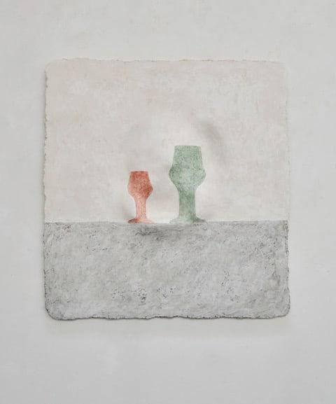 Markus RAETZ, Petit Rouge I, 1991 - 1992