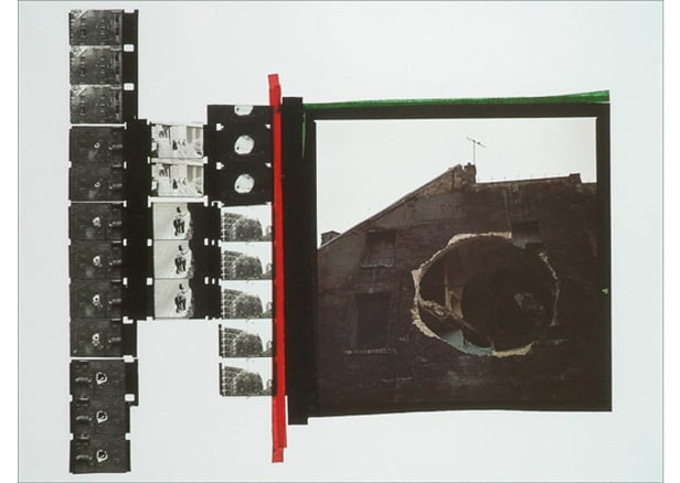 MATTA-CLARK Gordon, Conical Intersect, 1975 - 1978