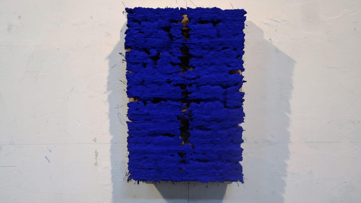 Gregory Coates, Brushes for Christiane, 2016