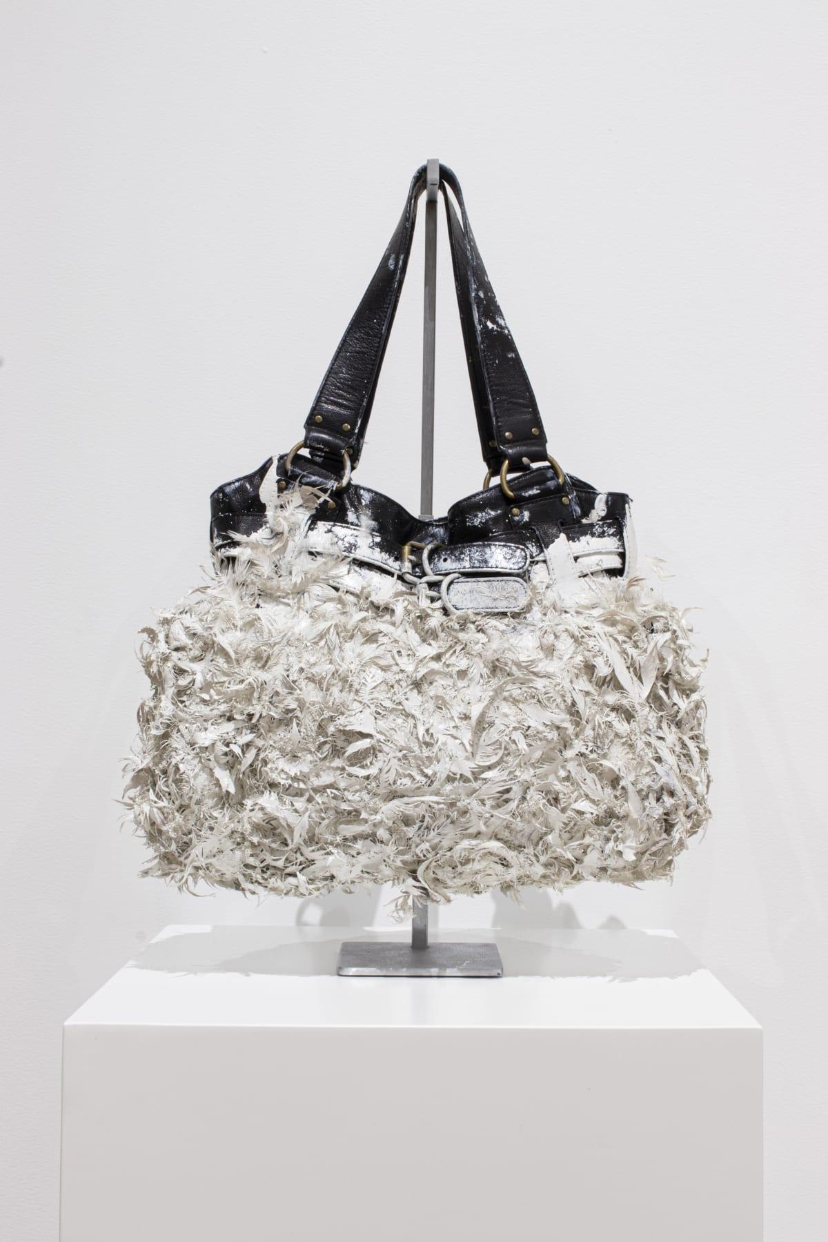 Gregory Coates, Fetish Object Series, Juju Inside (Barbara), 2019