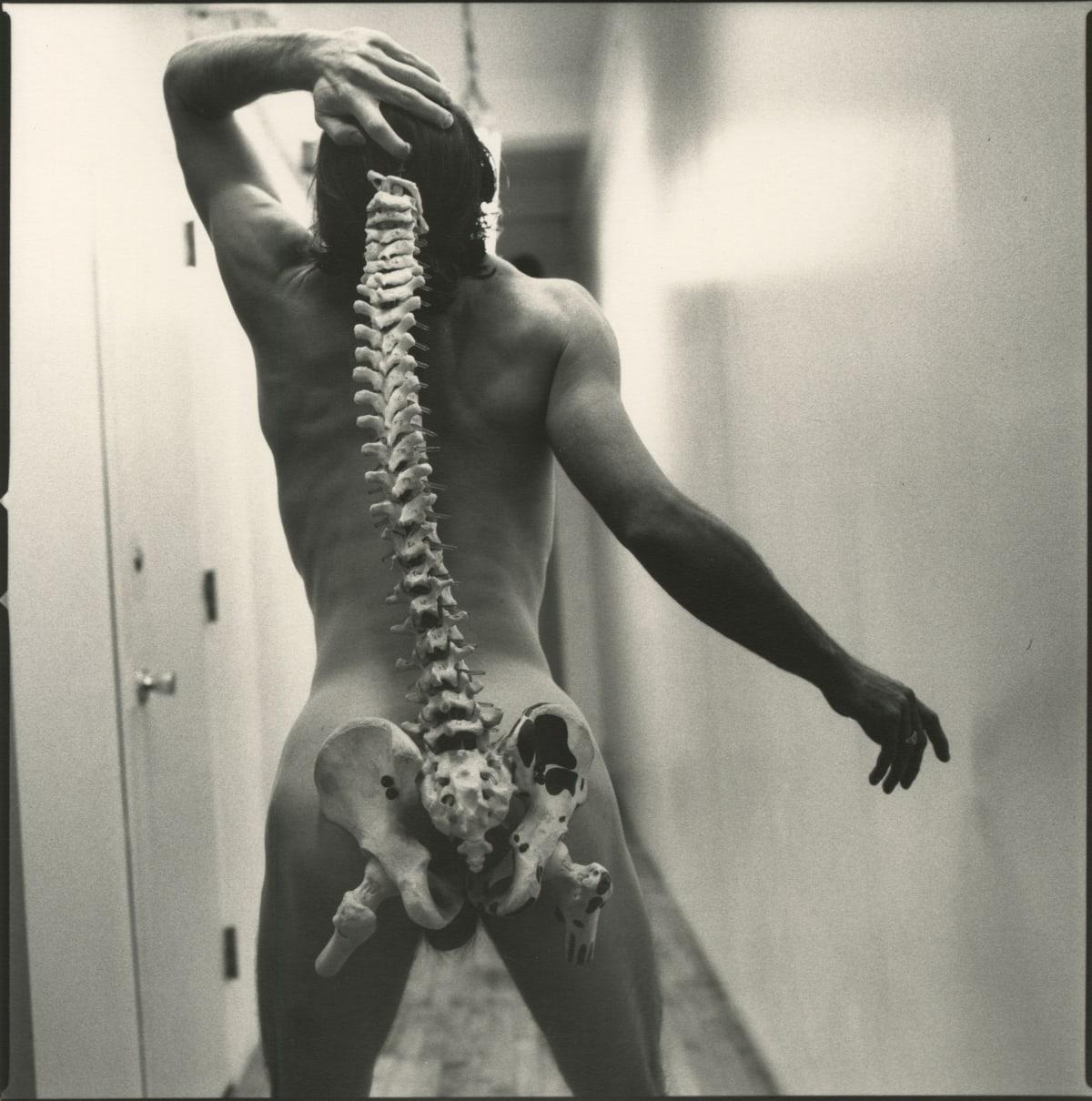 Arthur Tress, Spinal Tap, NY, 1996