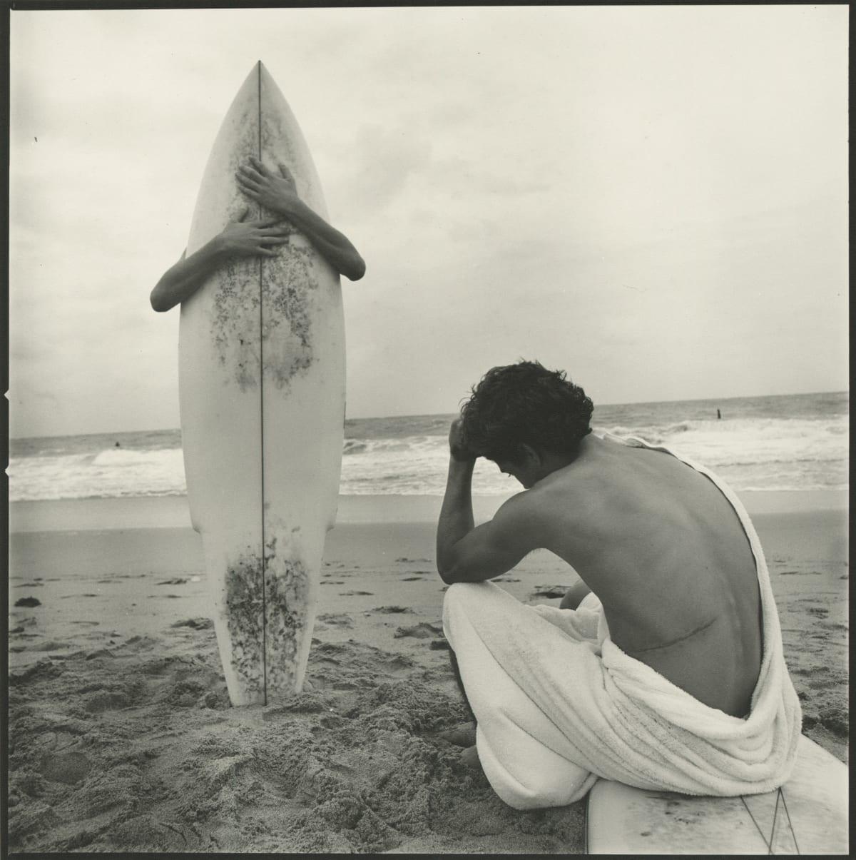 Arthur Tress, Surfers, St. Lauderdale, 1978