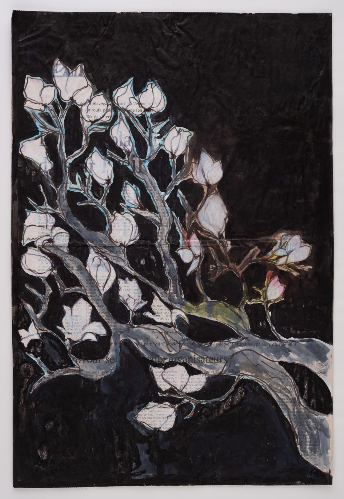 Yvette Taminiau, Night Flowers, 2004