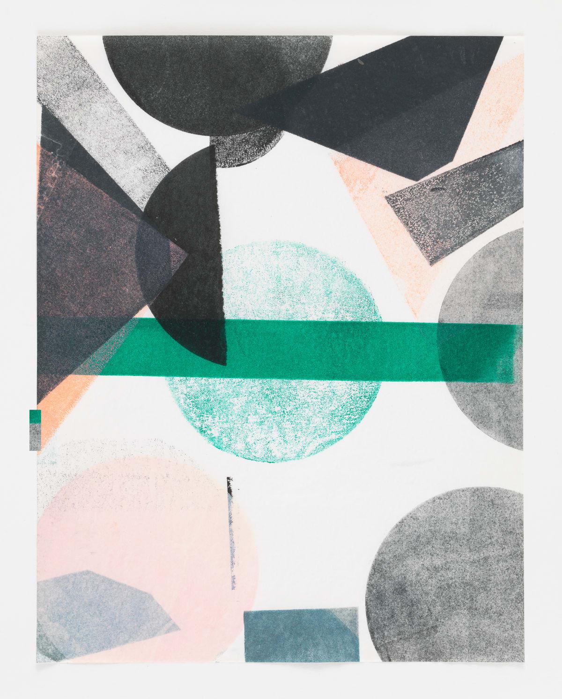 Austin Thomas, The Green Line, 2017