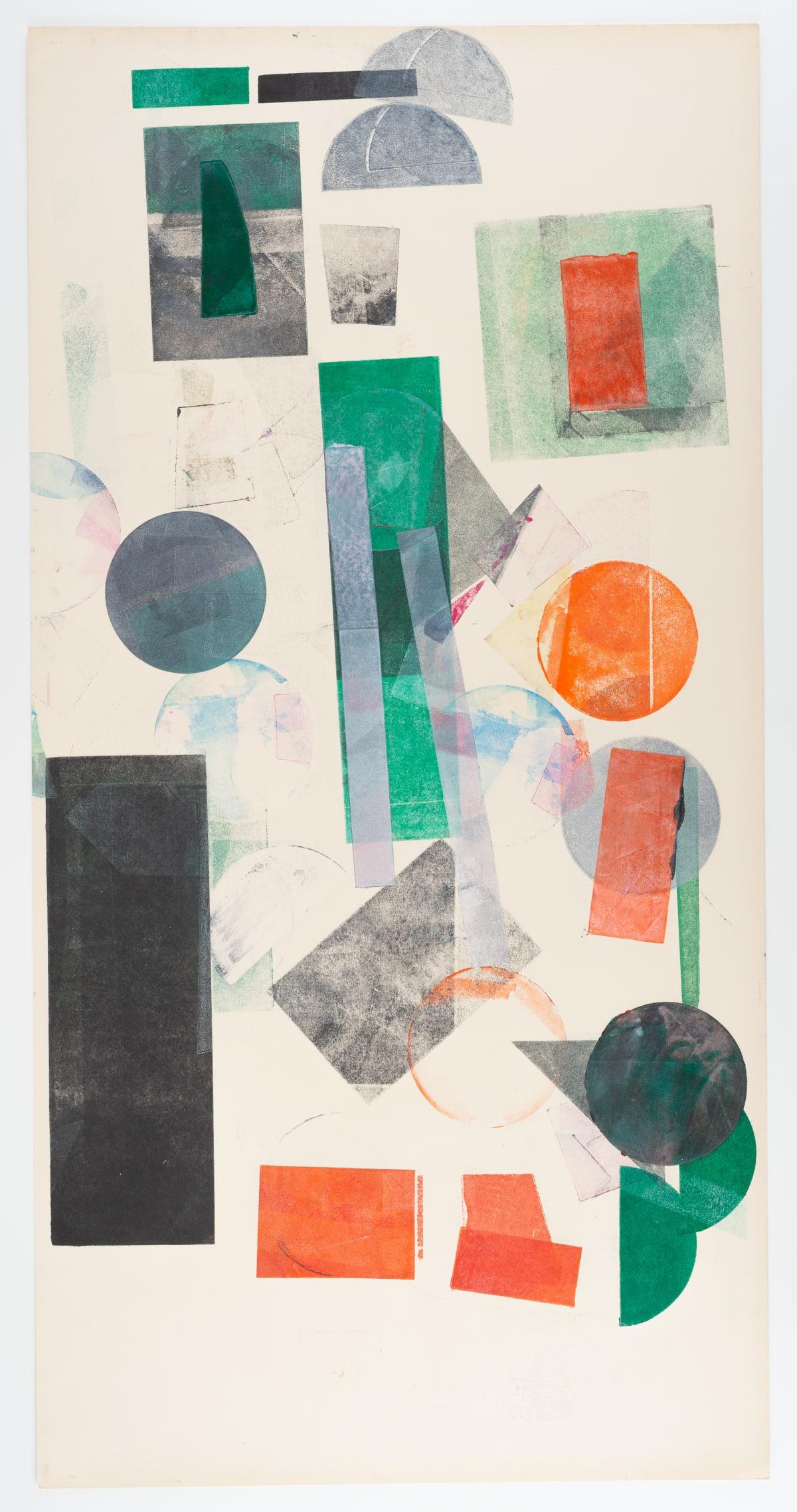 Austin Thomas, Diagrams and Symbols, 2017