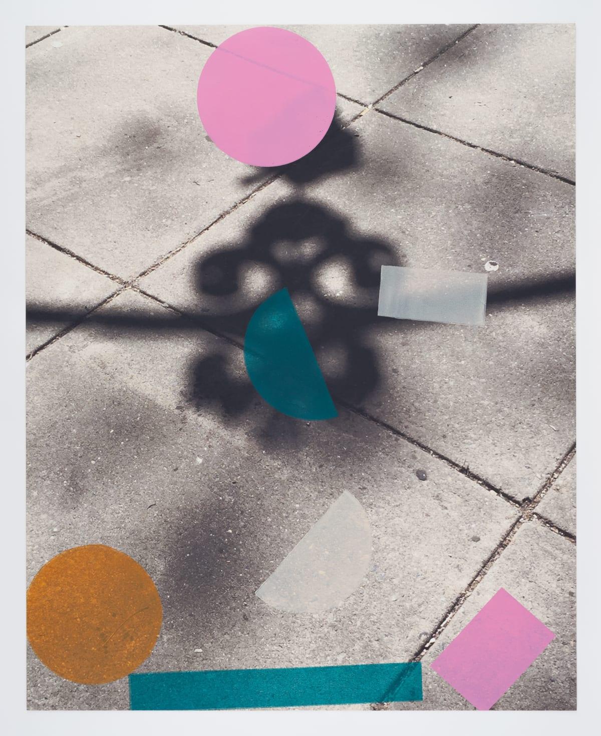 Austin Thomas, Dark and Light with Interruption, 2017