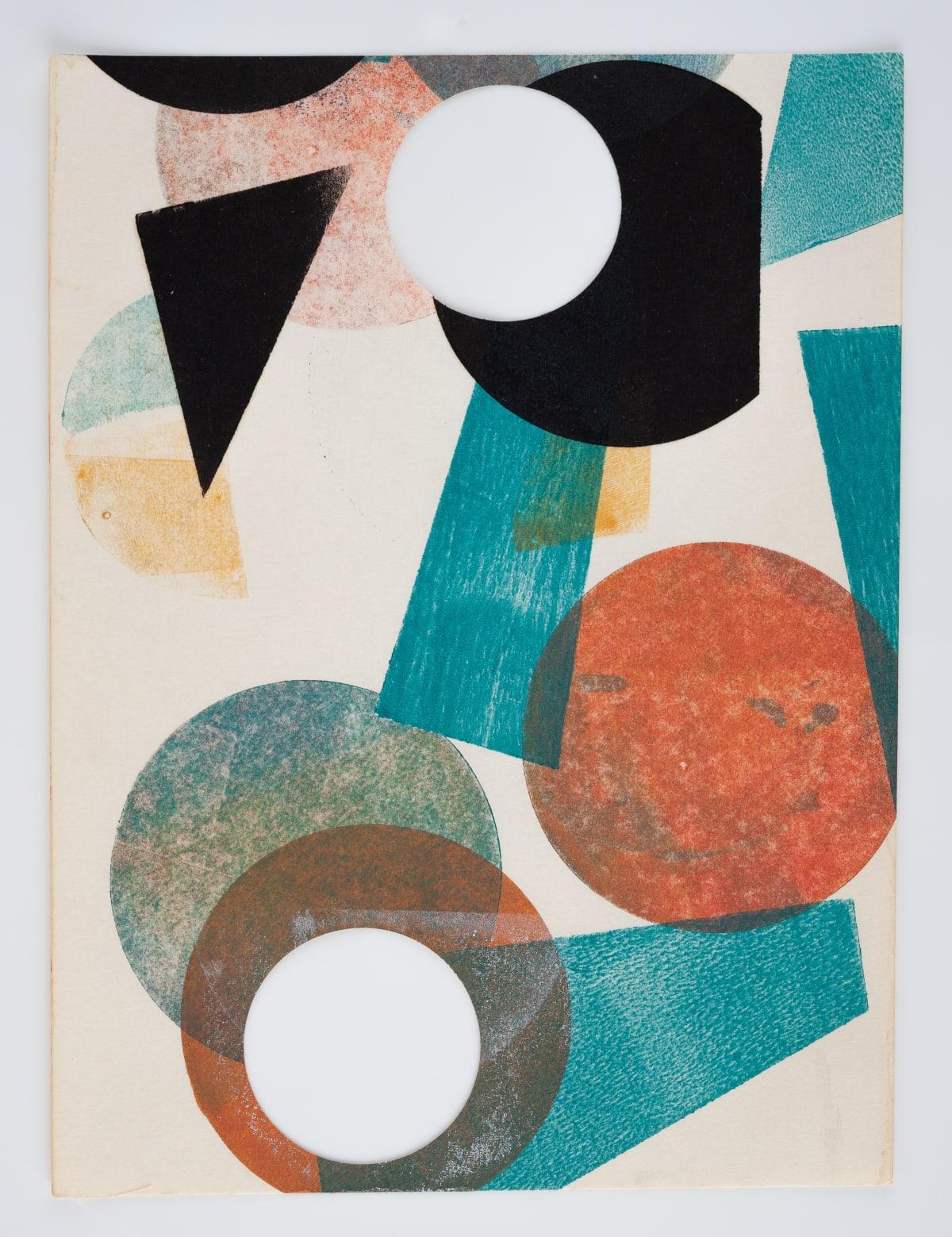 Austin Thomas, Circles of Oranges, Berries, Grapes, 2017