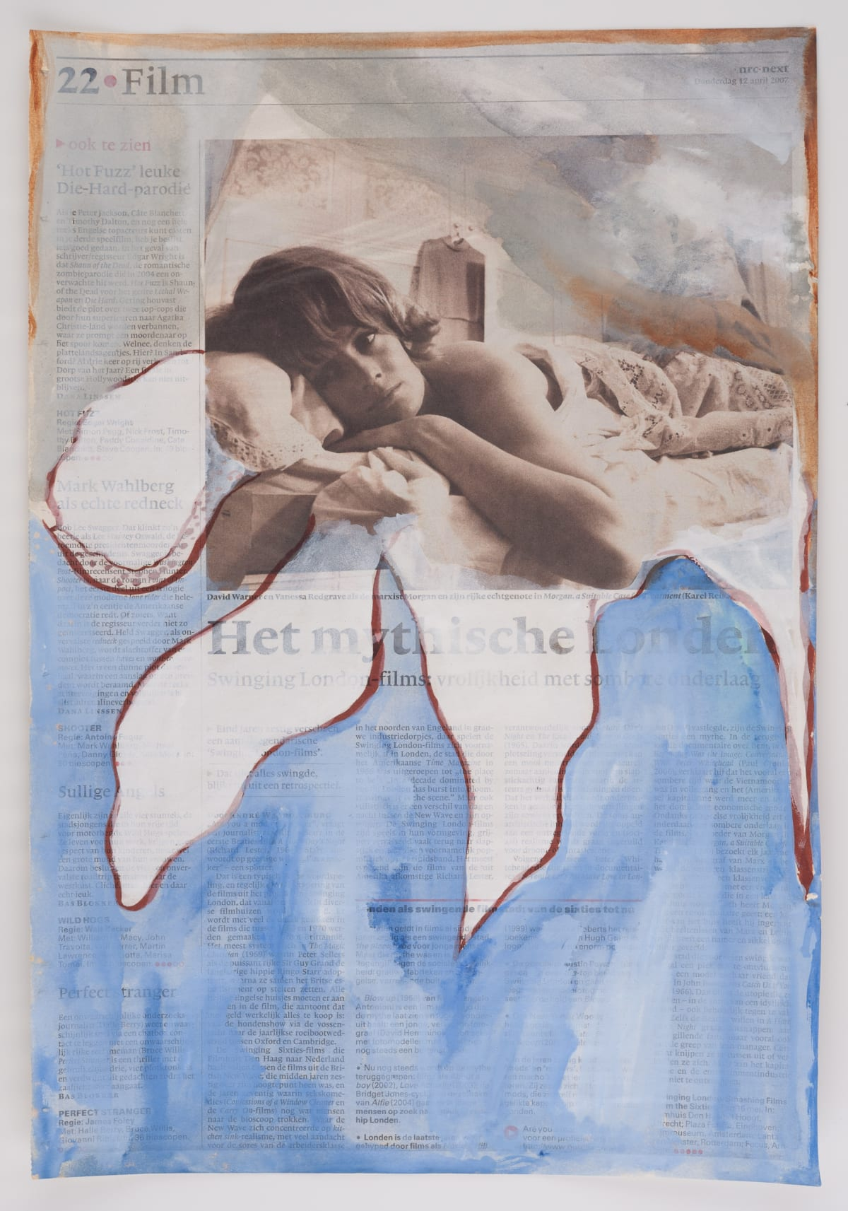 Yvette Taminiau, Mythical London, 2007
