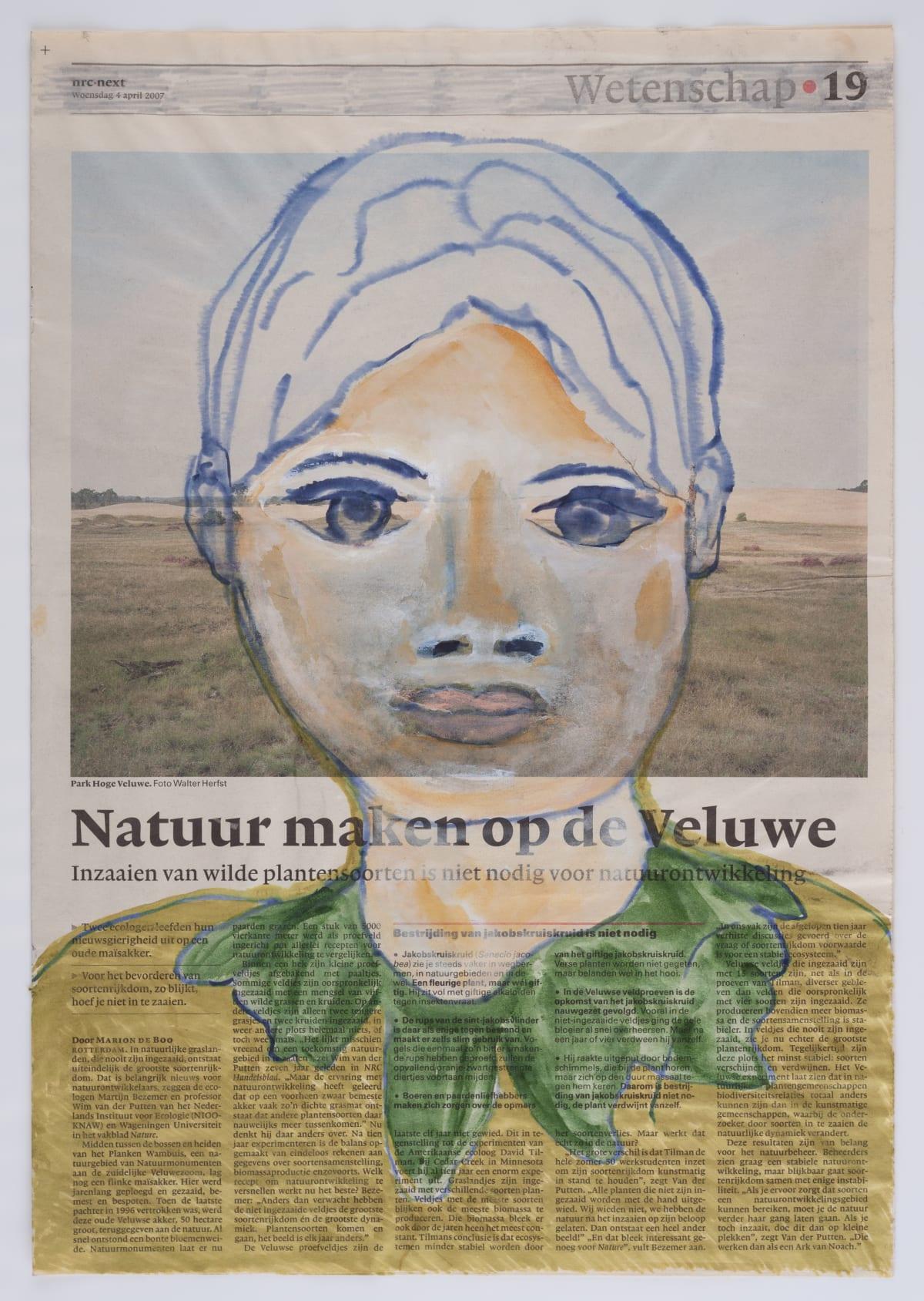 Yvette Taminiau, Nature, 2007