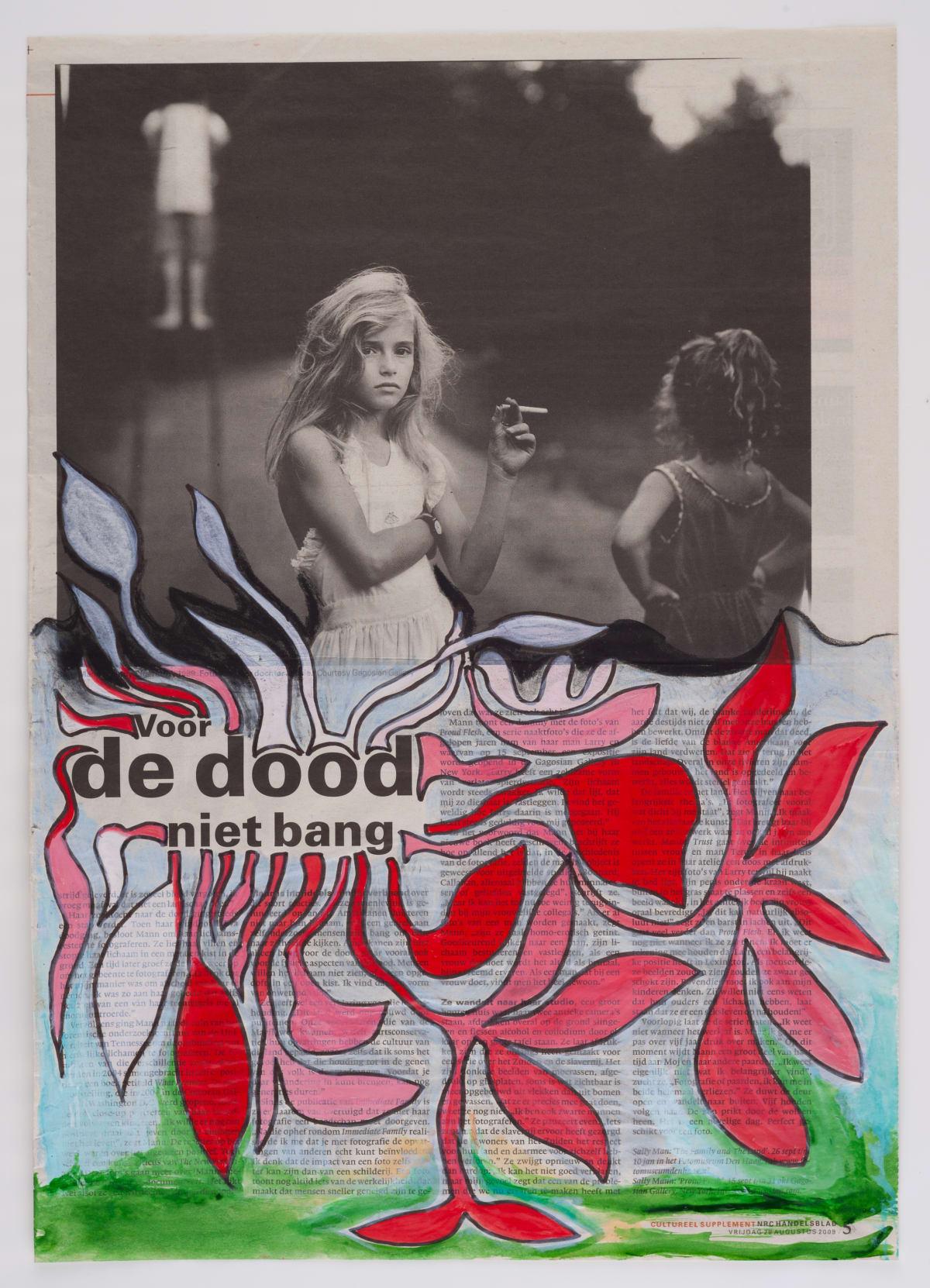 Yvette Taminiau, Afraid of Nothing, 2009