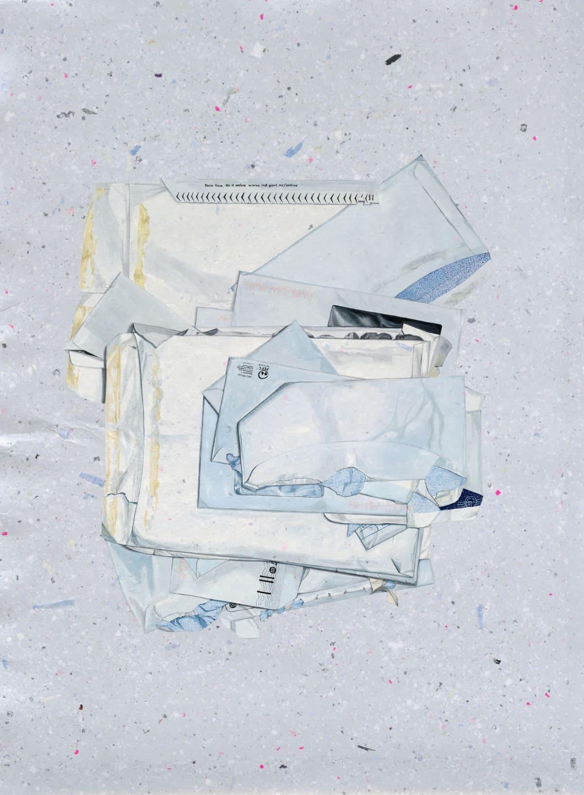 Marita Hewitt, Of Itself (Envelopes), 2016