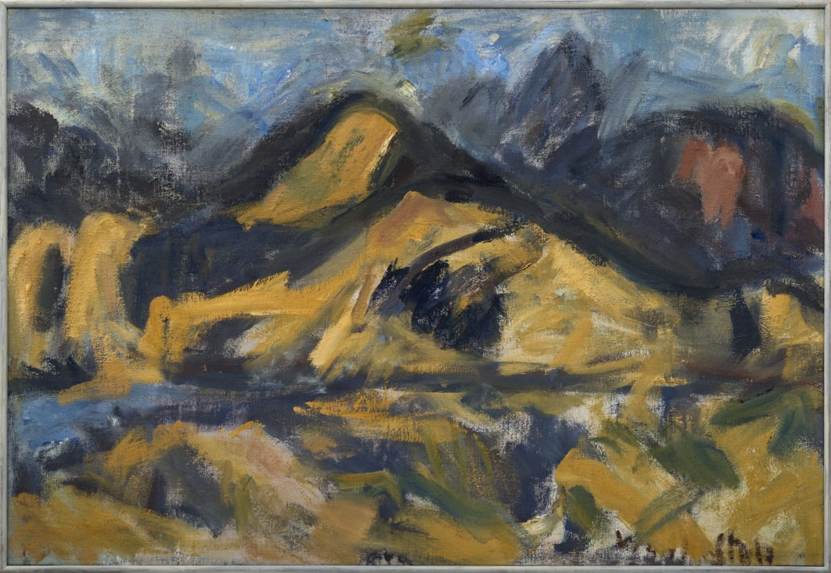 Mountford Tosswill Woollaston, Mount Malita, 1992