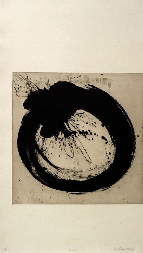 Max GIMBLETT Bushido, 2009 Inkjet photograph on paper 39.5 x 24.5 in 100.3 x 62.2 cm #9/25