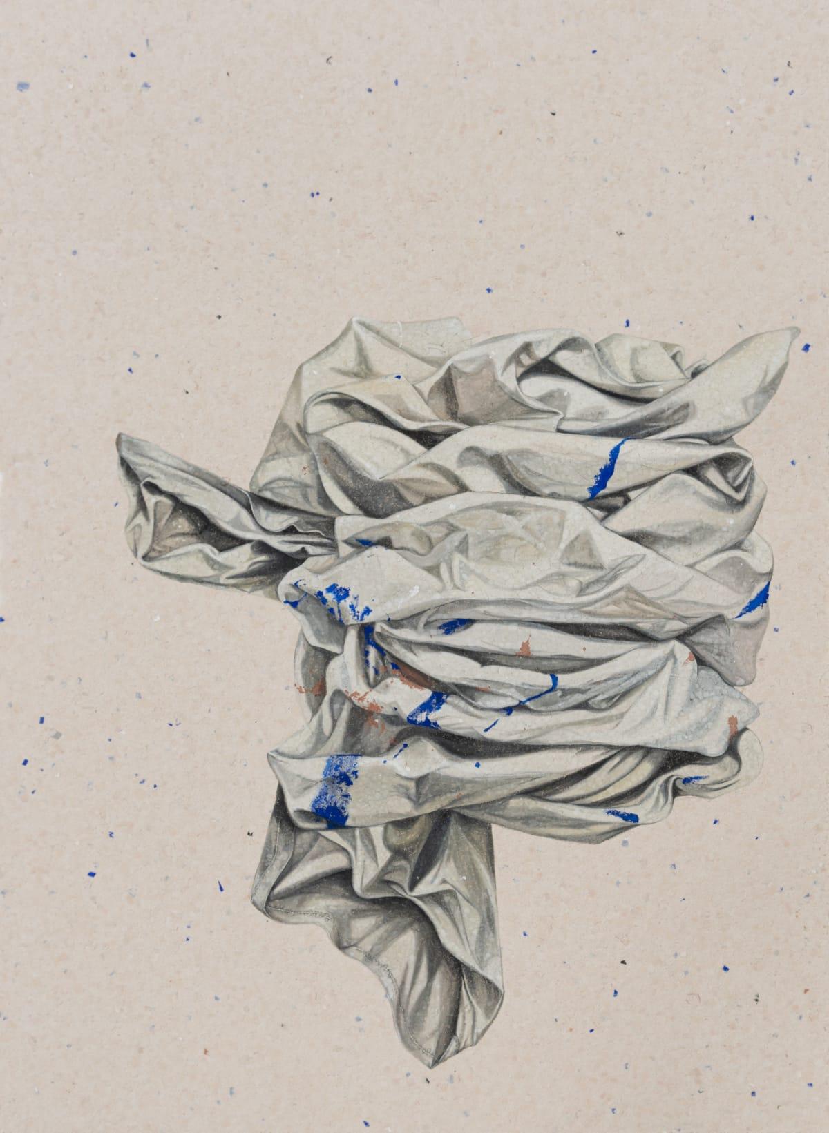Marita Hewitt, Still Here (blush dust), 2019