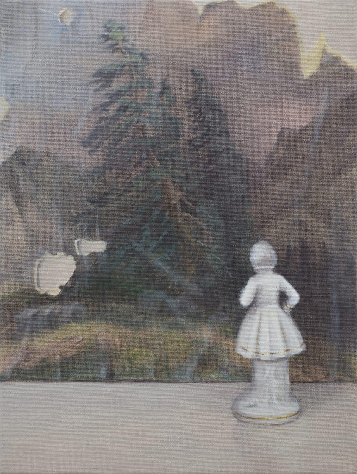 Emily Wolfe Distance II, 2019 395mm x 295mm