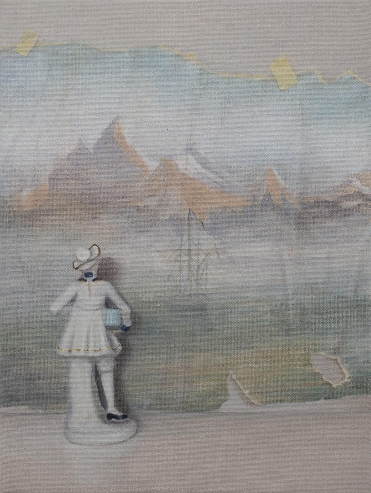 Emily Wolfe Distance III, 2019 395mm x 295mm