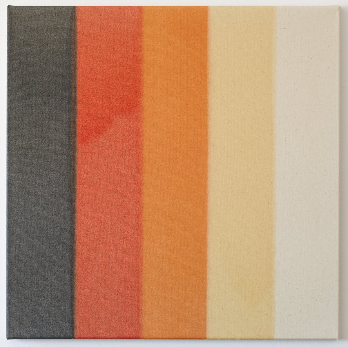 Simon Morris Colour Order 2, 2015 Acrylic on canvas 30.5 x 30.5 in 77.5 x 77.5 cm