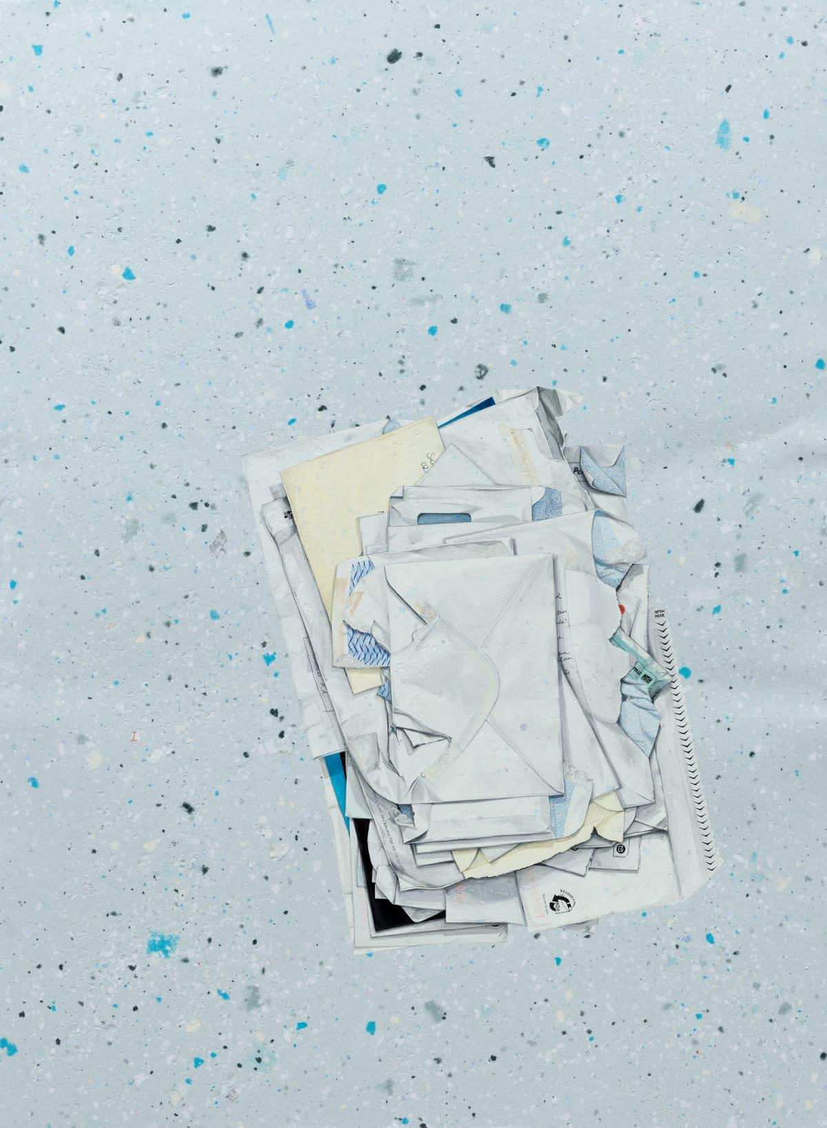 Marita Hewitt, Of Itself (More Envelopes), 2017
