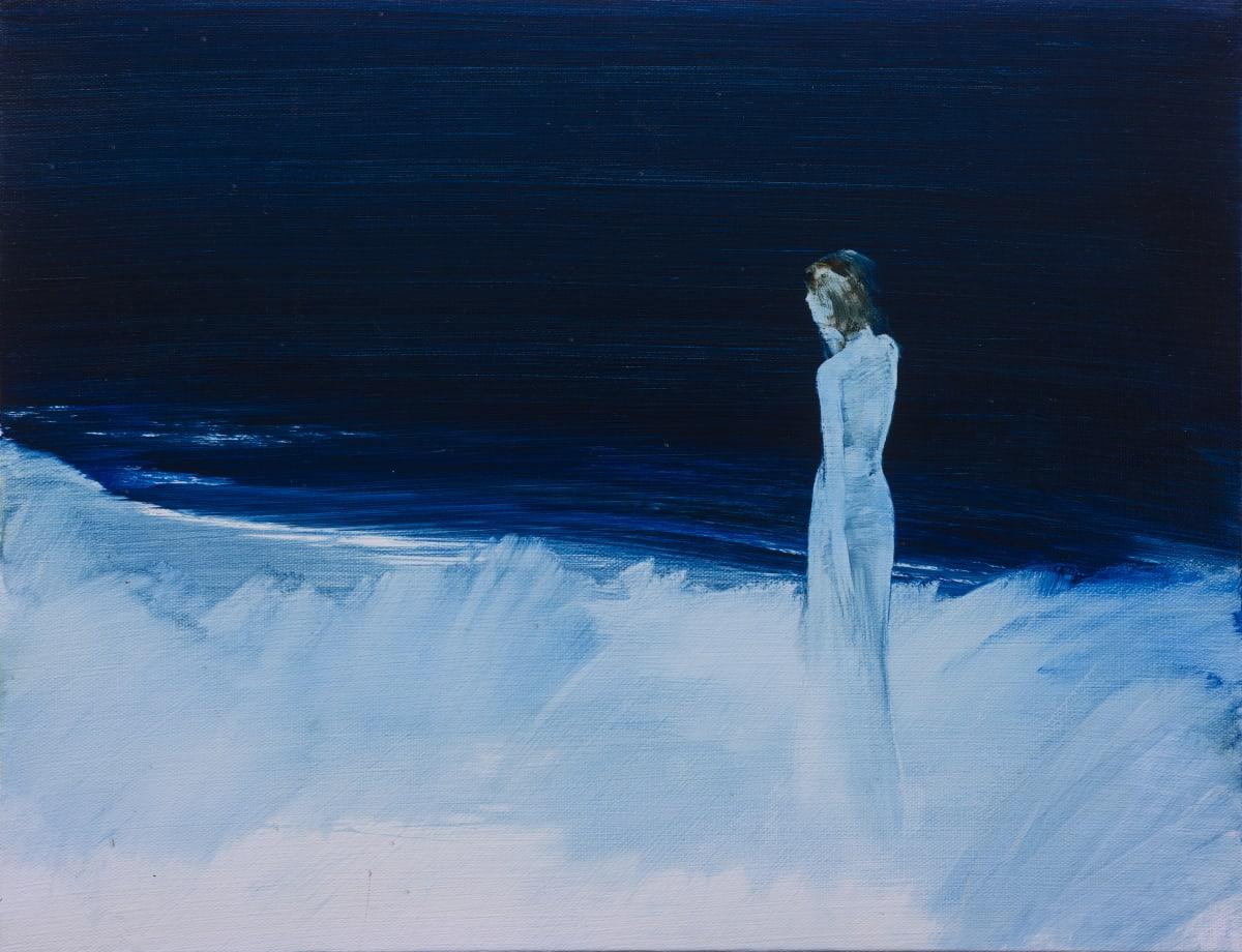 John WALSH Bride (I), 2018 Oil on canvas 35 x 45.5 cm 13 3/4 x 17 7/8 in