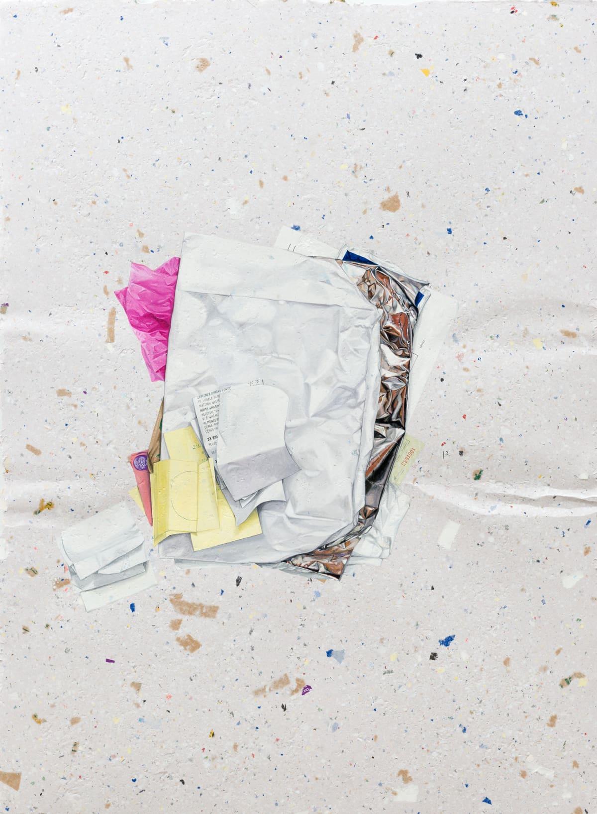Marita Hewitt  Of Itself (Et Cetera), 2017  Watercolour  36.8 x 26 in 93.5 x 66 cm