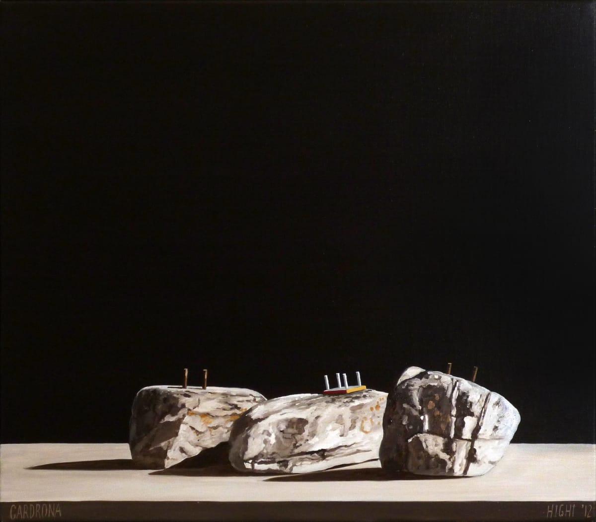 Michael Hight Cardrona, 2012 Oil on linen 14 x 16.1 in 35.5 x 41 cm