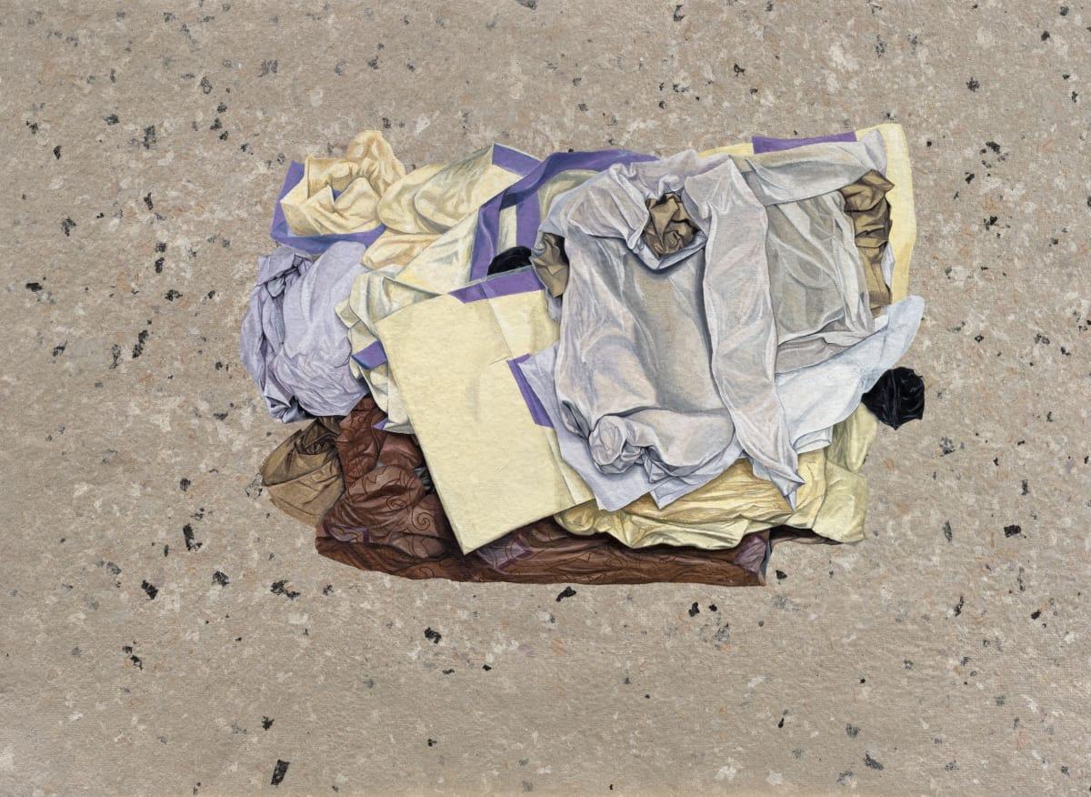 Marita Hewitt Of Itself (Tissue), 2016 Watercolour on paper 23.8 x 32.7 in 60.5 x 83 cm