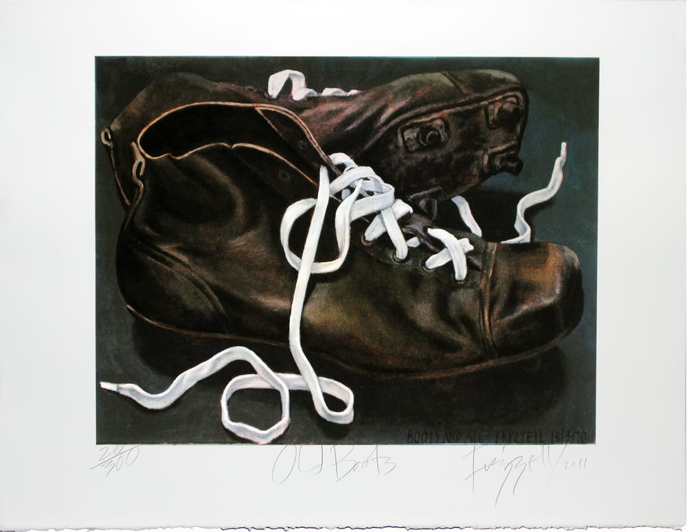 Dick FRIZZELL, Old Boots, 2011