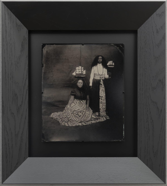 Jasmine Togo-Brisby, Adrift in the Abyss II, 2019