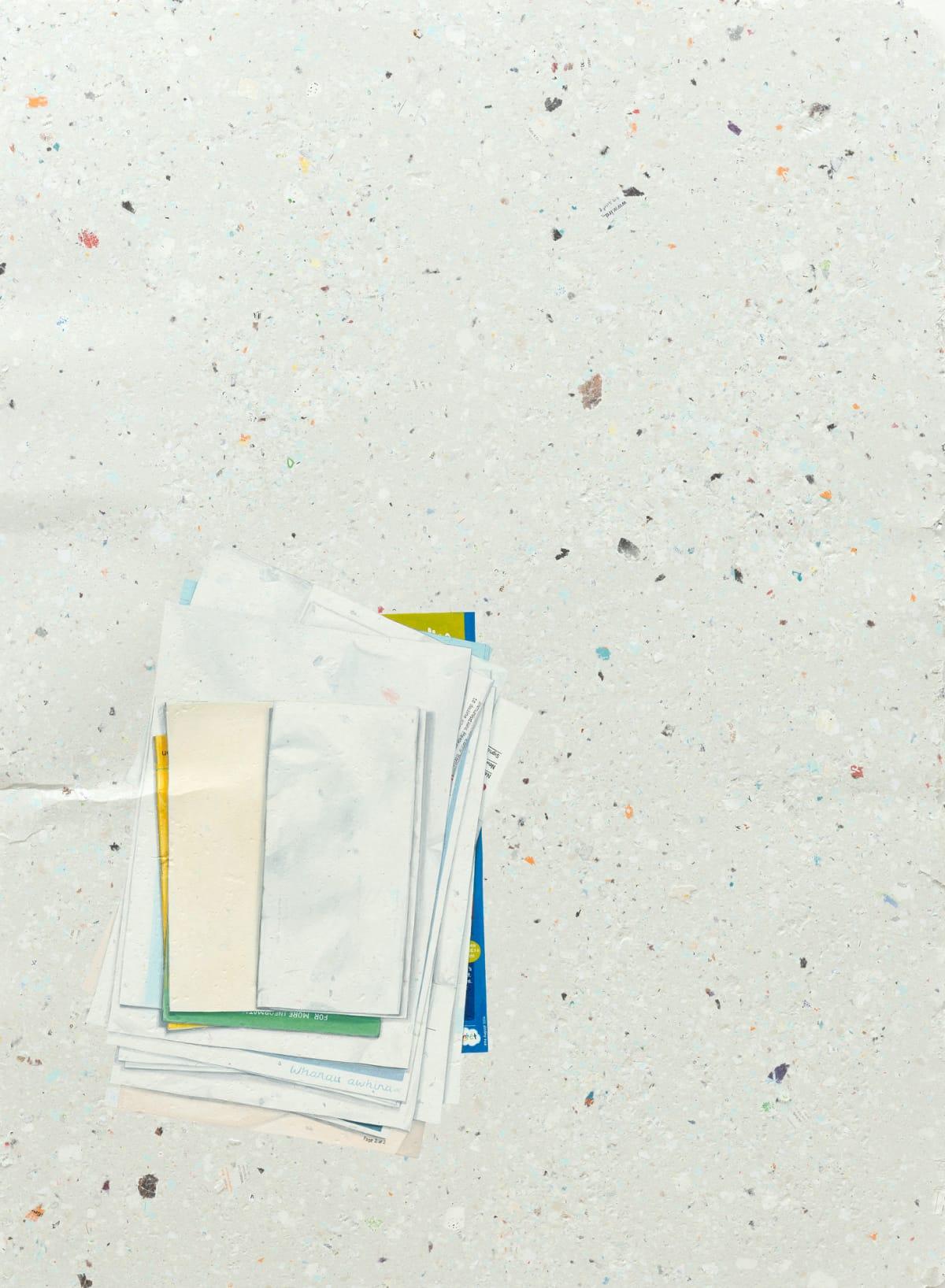 Marita Hewitt  Of Itself (Advice, Advise), 2017  Watercolour  36.8 x 26 in 93.5 x 66 cm