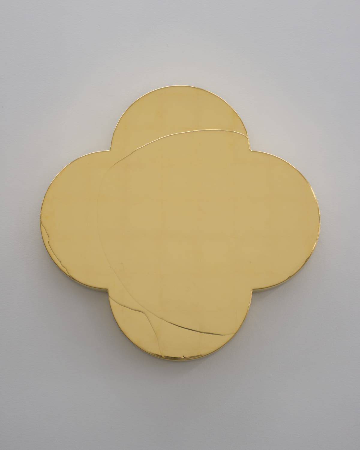 Max GIMBLETT, Flame of Gold, 2017