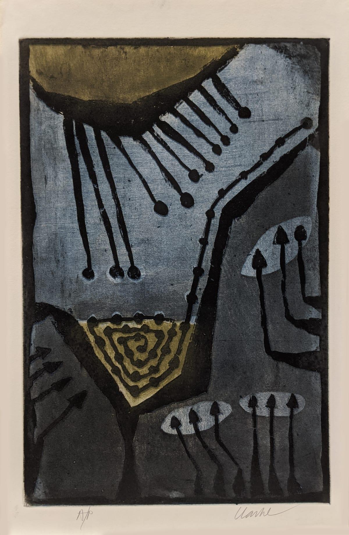 Geoffrey Clarke, Nature (125), 1951