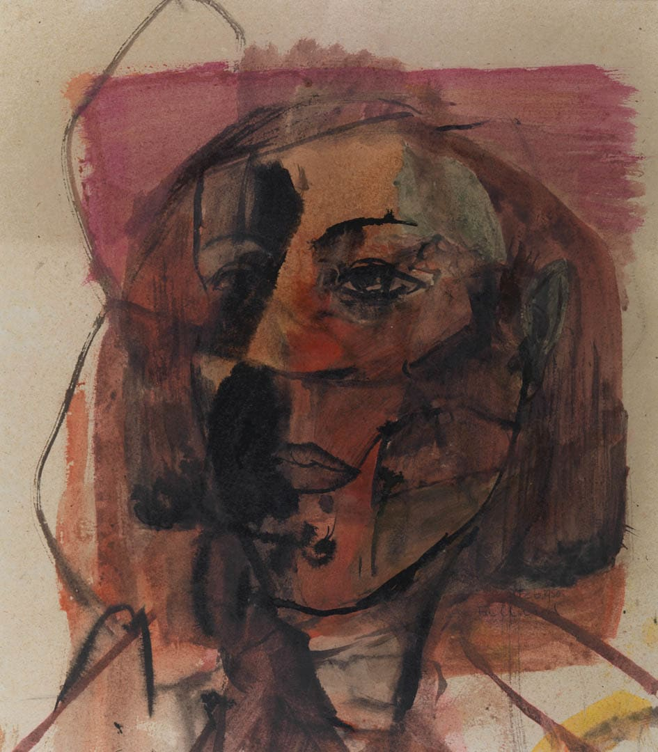 George Fullard, Head, 1956