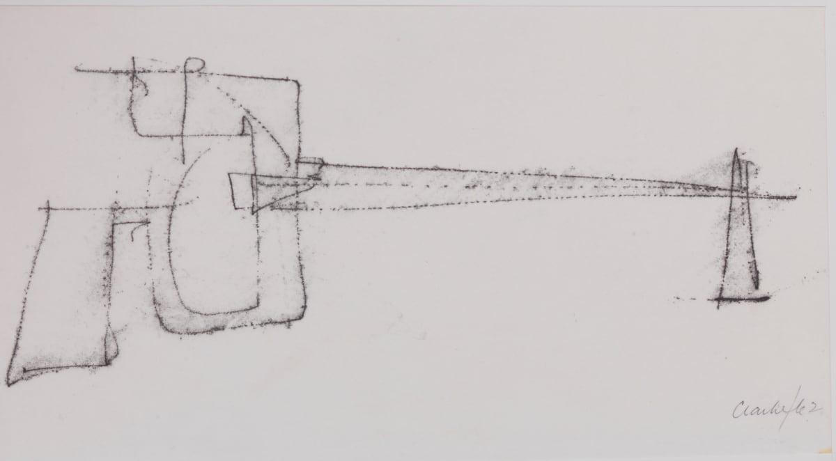 Geoffrey Clarke, Sketch for Battersea I, 1962