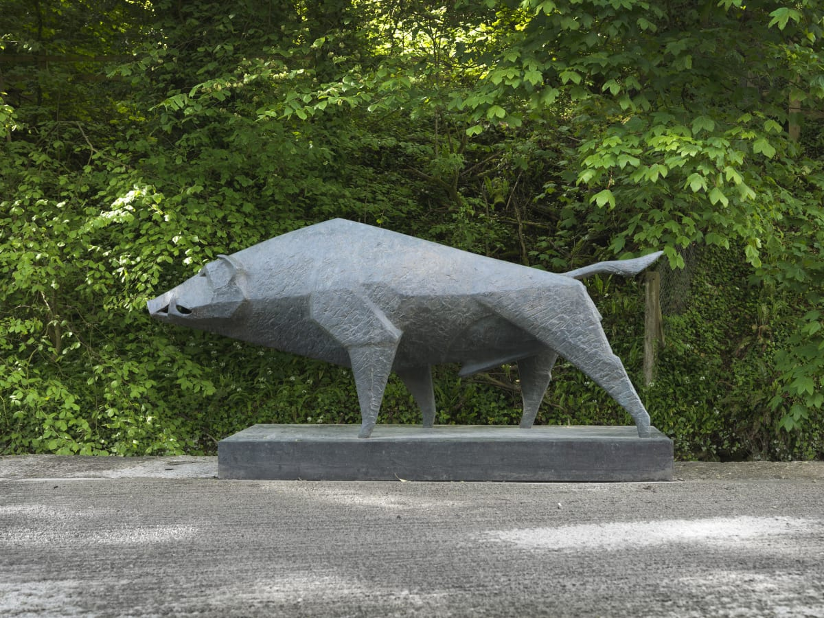 Terence Coventry, Boar II, 1999