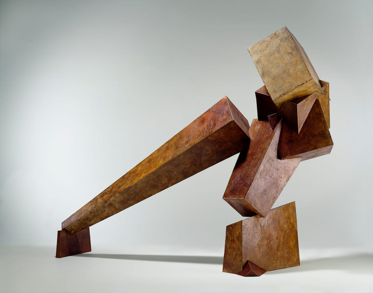 Bruce Beasley, Thrust, 1993