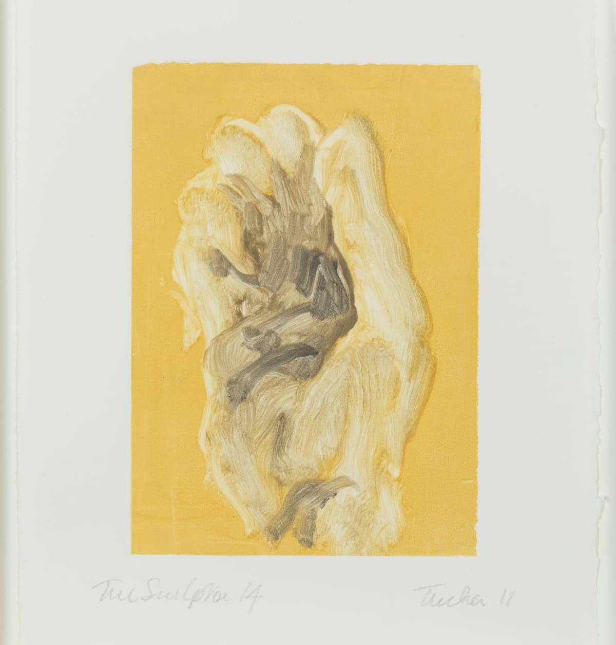 William Tucker, The Sculptor 14, 2011