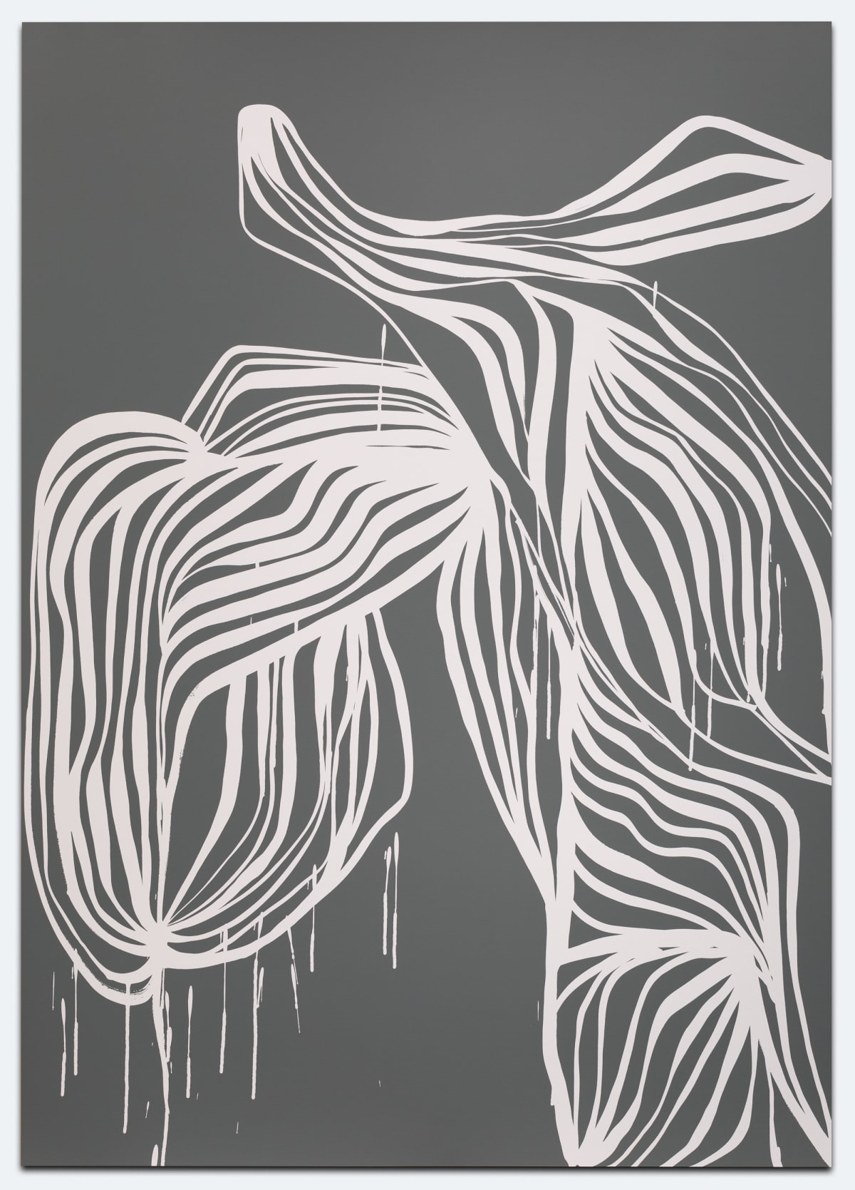 Tanya Ling Southsea, 2018 Signed and numbered on verso Two colour silkscreen on Somerset Radiant White Tub Sized Satin 410gsm 119 x 84 cm 46 7/8 x 33 1/8 in Edition of 25