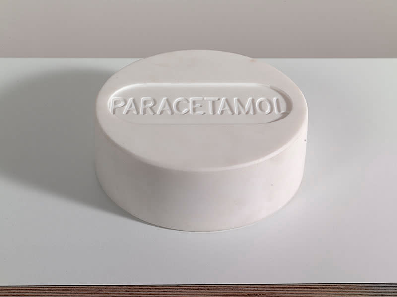 Damien Hirst The Eucharist, 2005 Carved Marble 64 x 17 x 17cm 25.2 x 6.7 x 6.7 ed.10