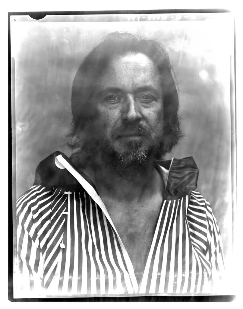 David Bailey Marc Newson, 2010 Ilford Galerie Gold Fiber SIlk 77 x 61 cm Edition of 15