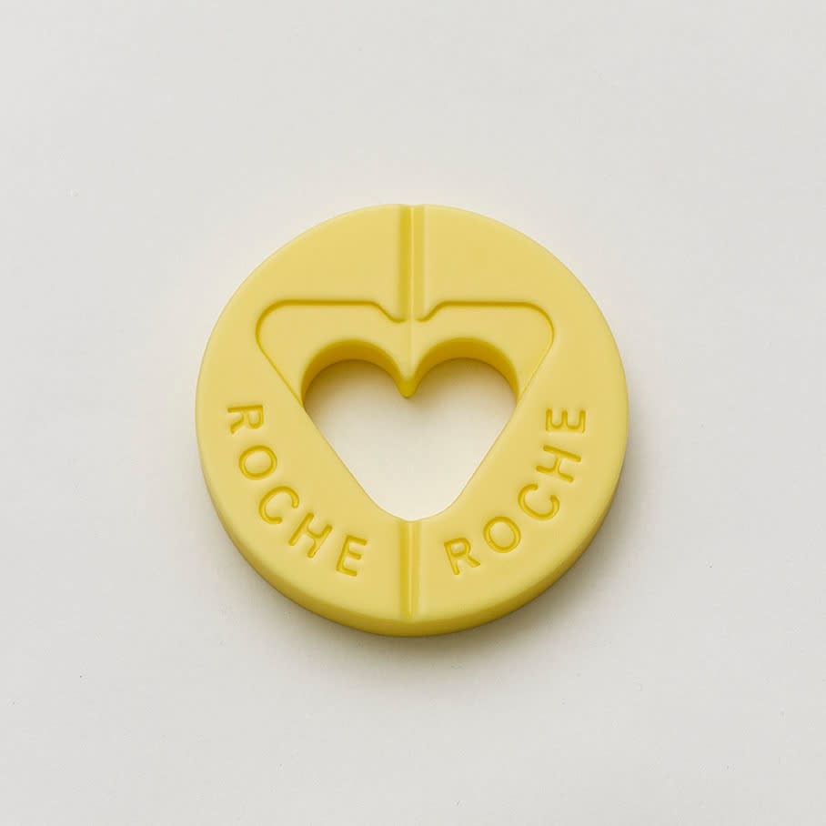 Damien Hirst Valium 5mg Roche (Yellow) Polyurethane resin with ink pigment. 2014. Edition of 30. Numbered, signed and dated in the cast. Published by Paul Stolper and Other Criteria. OC10066 / DHS18319 H 1.482cm x diameter 8.4cm H .6 x diameter 3.3 Edition of 30
